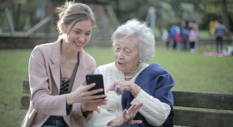 Lien social senior
